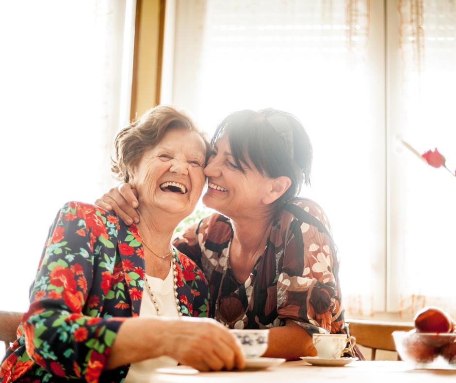 Monitoring an Elderly Parent