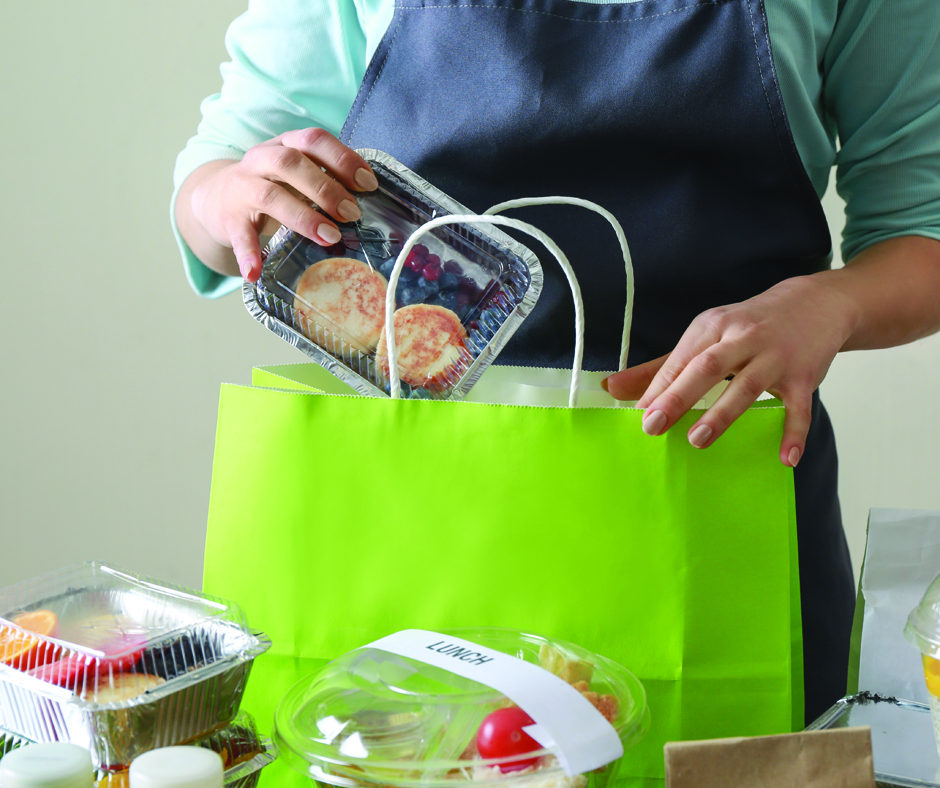 Meal Plan Assistance for Seniors