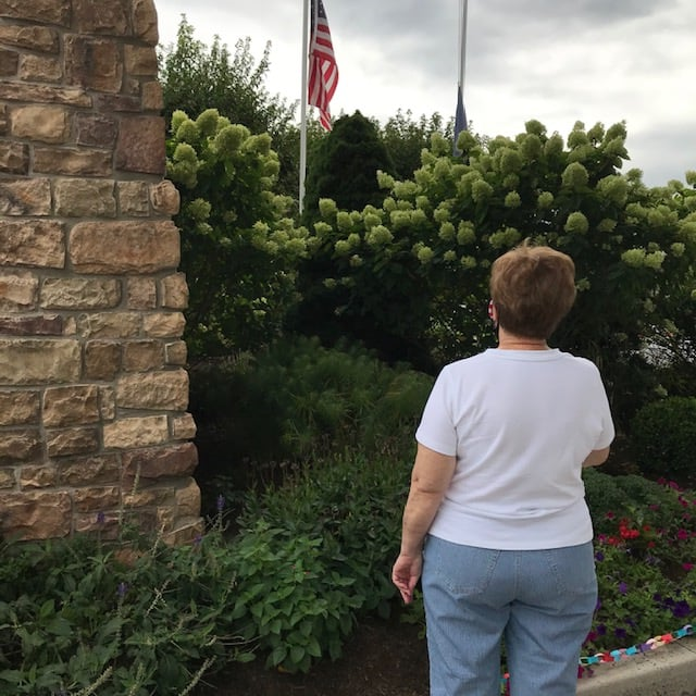 The Heritage of Green Hills Remembers 911 and Celebrates Freedom