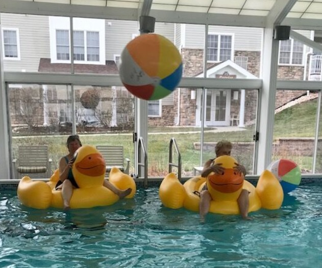 Rubber Ducky Day makes a splash at Heritage of Green Hills